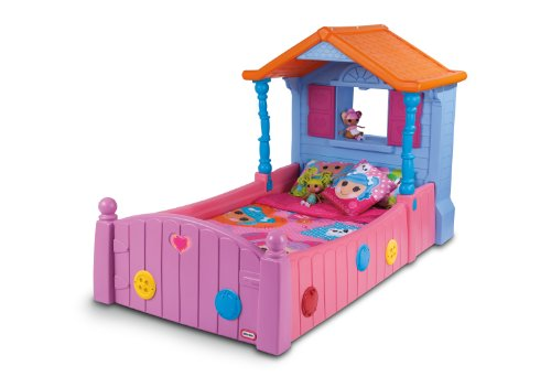 Adorable Lalaloopsy Twin Bed for Girls