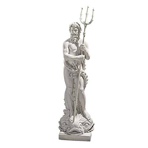Poseidon Tall Sculpture for Sale