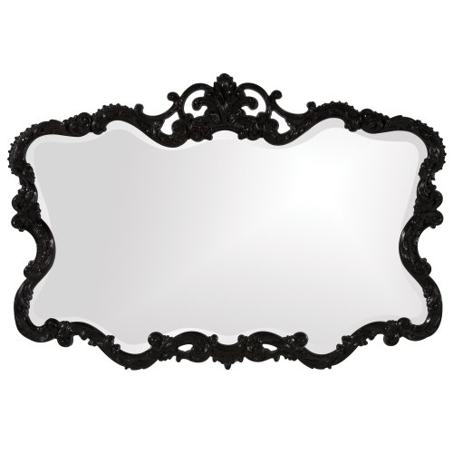 Beautiful Rectangular Frame Wall Mirror