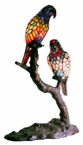 Exotic Birds Accent Lamp