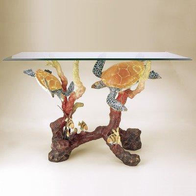 Sea Turtles Console Table