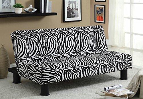 Cool Zebra Futon
