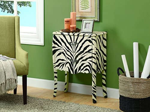 Cute Zebra Bombay Chest