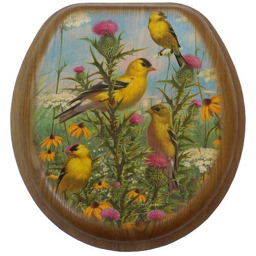 Birds Toilet Seat