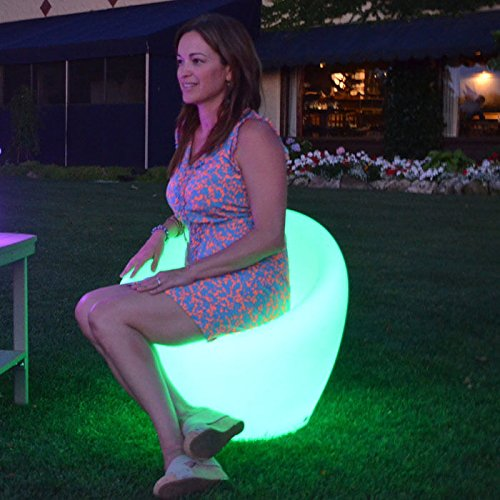 LED Light Glowing Chairs