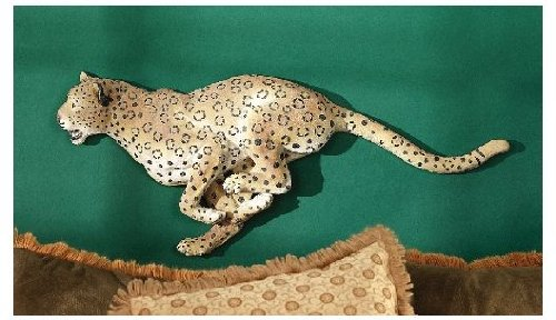 Cool Cheetah Wall Sculpture