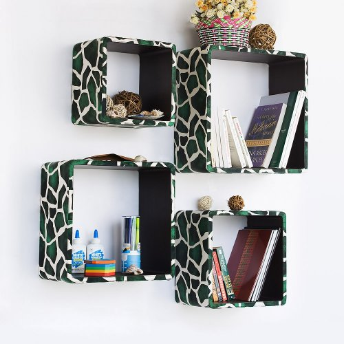 Unique Giraffe Bookshelf