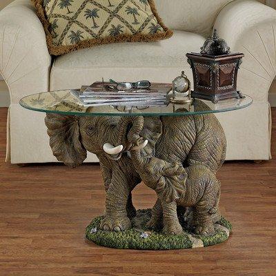 Cute Elephants Coffee Table