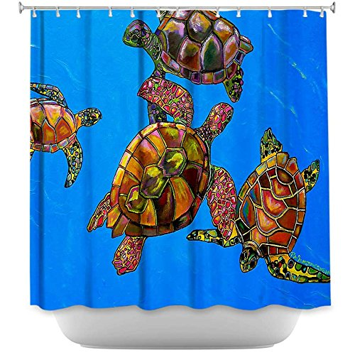 Sea Turtles Shower Curtain for Sale
