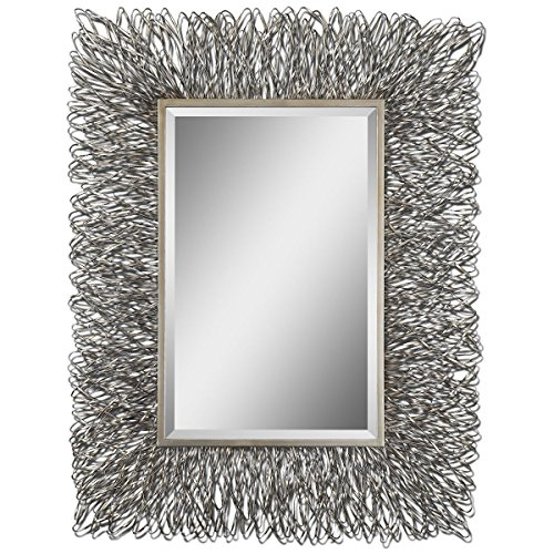 Decorative Metal Wall Mirror