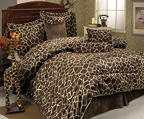 Giraffe Bedding