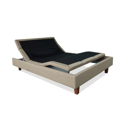 Stylish Split Queen Adjustable Bed