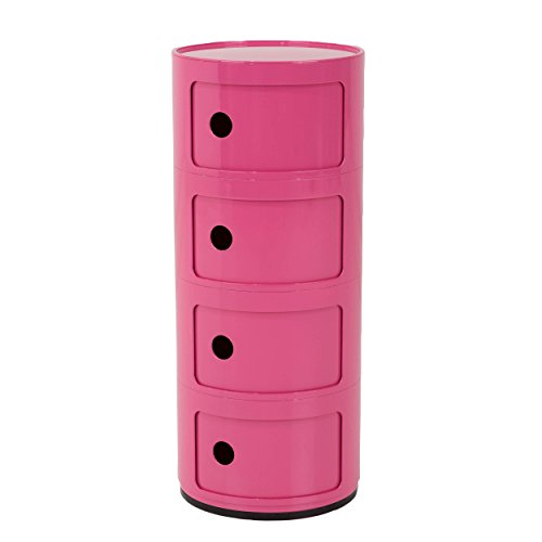 Unique Pink Storage Unit