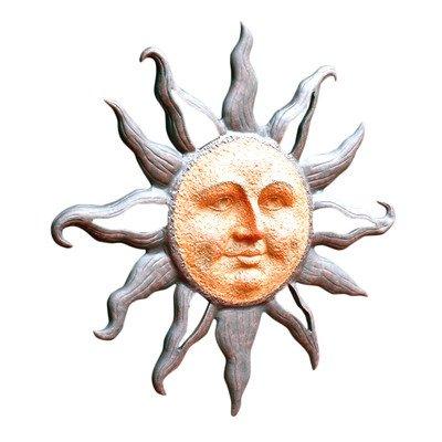 Huge Garden Sun Statue