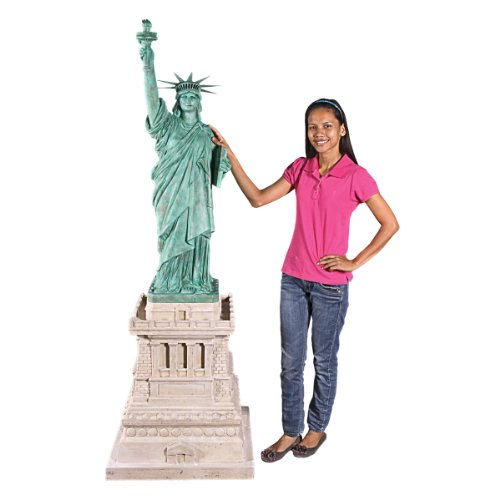 Tall STATUE OF LIBERTY SCULPTURE for sale