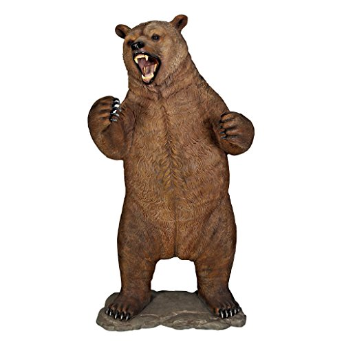 Life Sized Grizzly Bear Statue for Sale