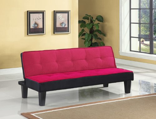 HOT PINK Adjustable Sofa