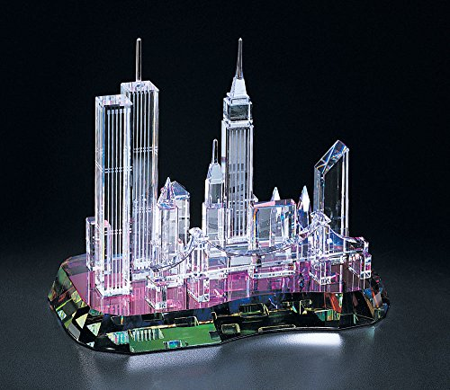 New York City Crystal Statue