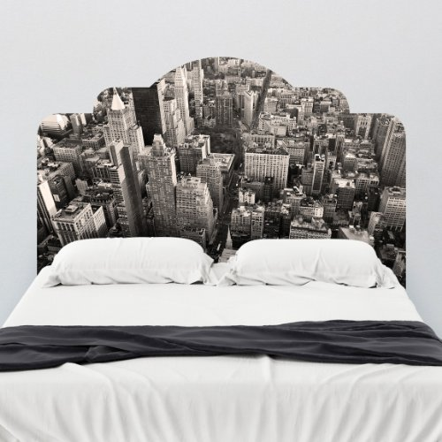 New York Bedroom Decor Idea
