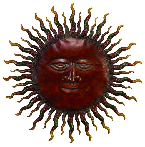 Cool and Unique Sun Plaque