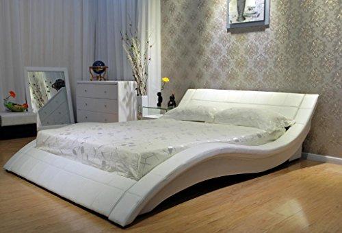 Stylish Wave Shape Bed