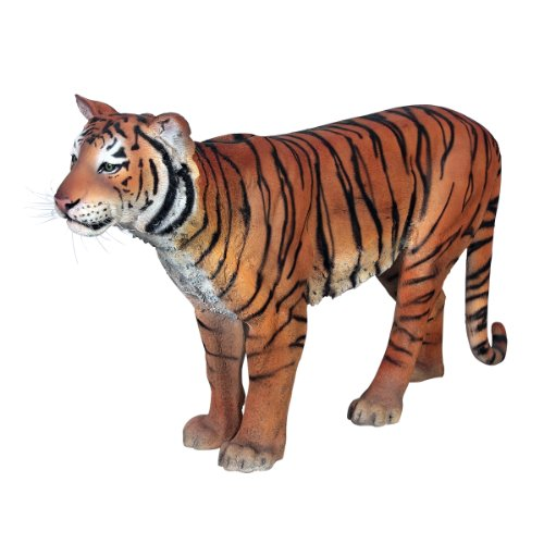 Real Looking Tiger Statue