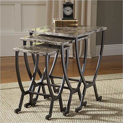 Cute Metal Nesting Tables