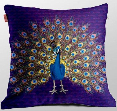 Cute Peacock Cushion