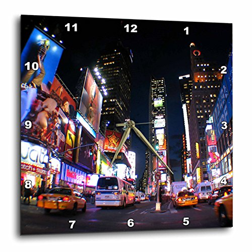 New York City Times Square Wall Clock