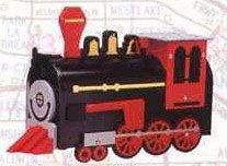 Locomotive Novelty Mailbox