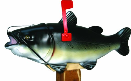 Fish Novelty Mailbox