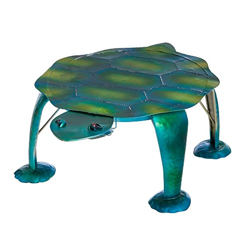 Outdoor Recycled Metal Side Tables