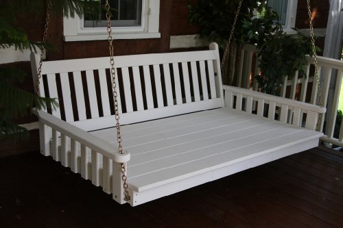 Traditional Porch Swing Bed