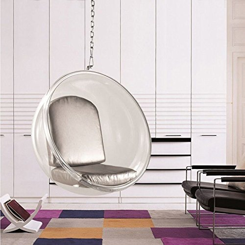 Clear Bubble Hanging Chair