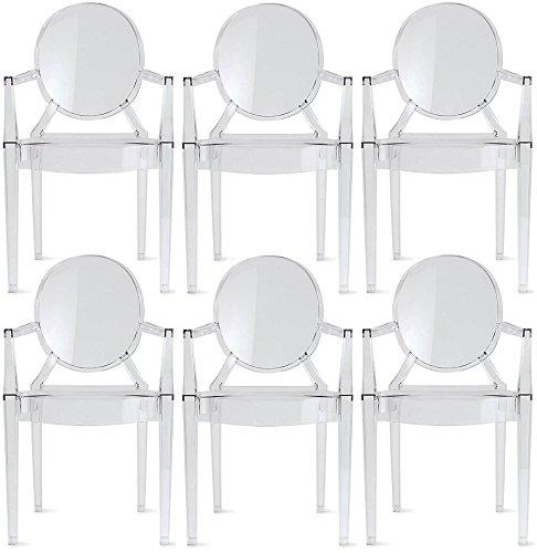 Transparent Ghost Furniture