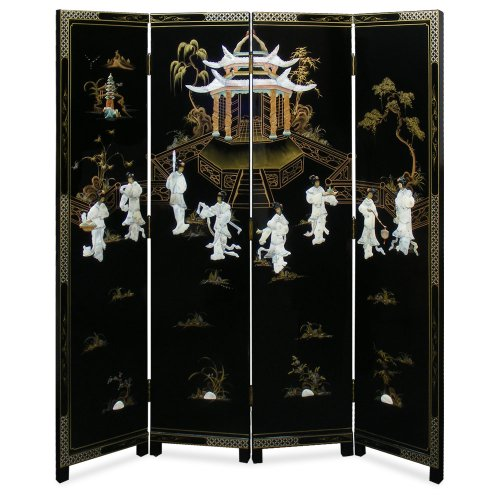 Asian room dividers