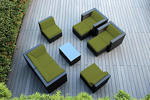 Outdoor Wicker Patio Sofa Sets