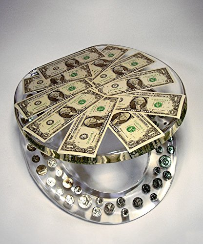 Cool Money Toilet Seat