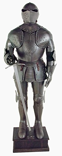 Black Knight Suit of Armor for Sale