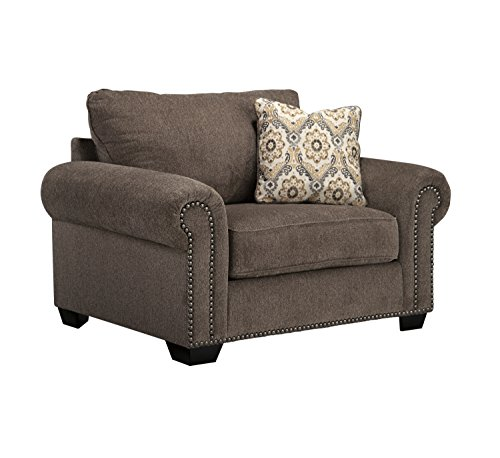 Stylish and cozy large chairs for the living room for Large living room chairs