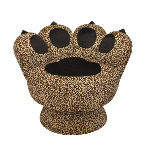 Leopard Paw Chair