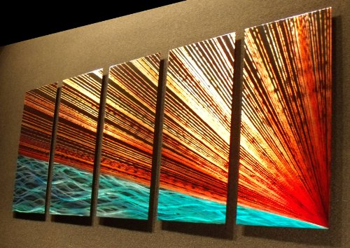 Stunning Metal Wall Art Panels