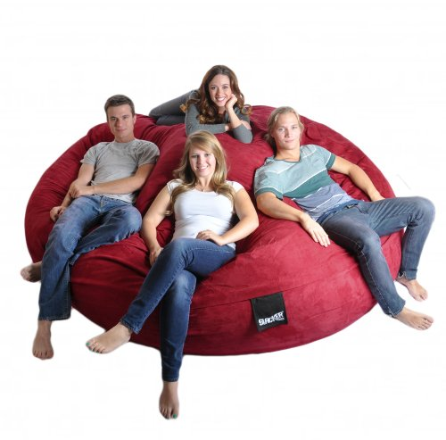 Biggest Foam Bean Bag Chair for Adults