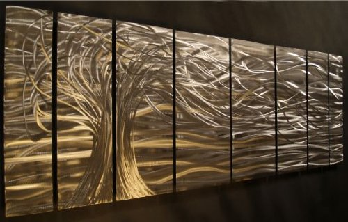 Huge Metal Wall Sculpture