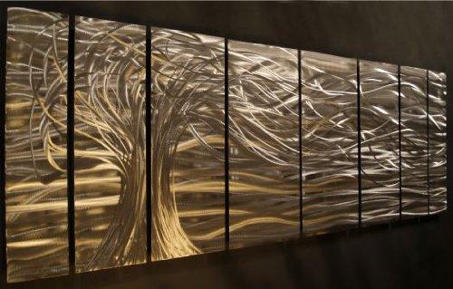 Huge Metal Wall Sculpture