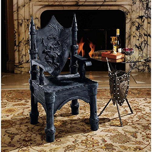 Cool Castle Throne Chair