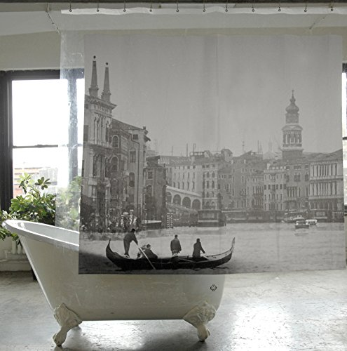 Photographic Shower Curtain