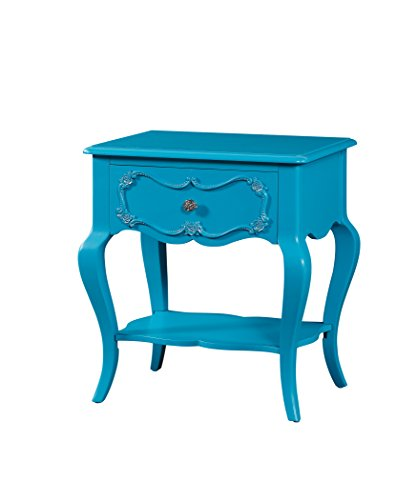 Cute Turquoise Nightstand