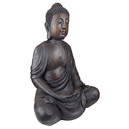large Meditative Buddha statue