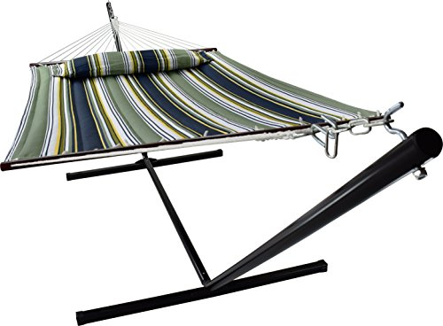 large heavy duty hammock for two people